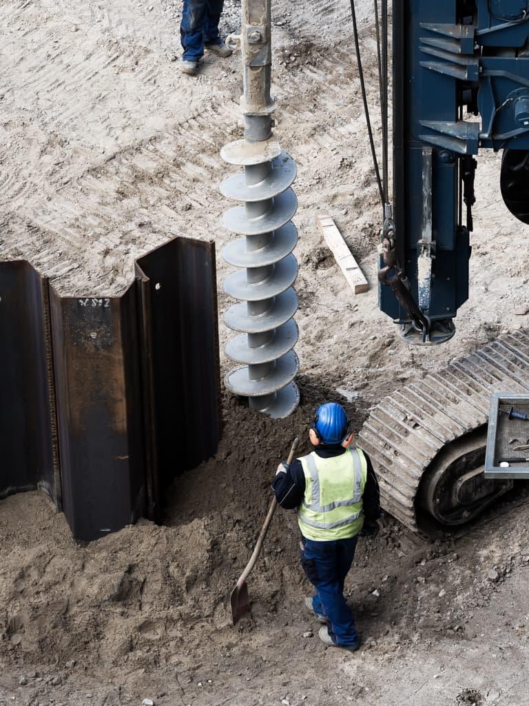 Ingenieurbüro Nebel - Statik - Architekten - Ingenieurleistungen - Grundbau