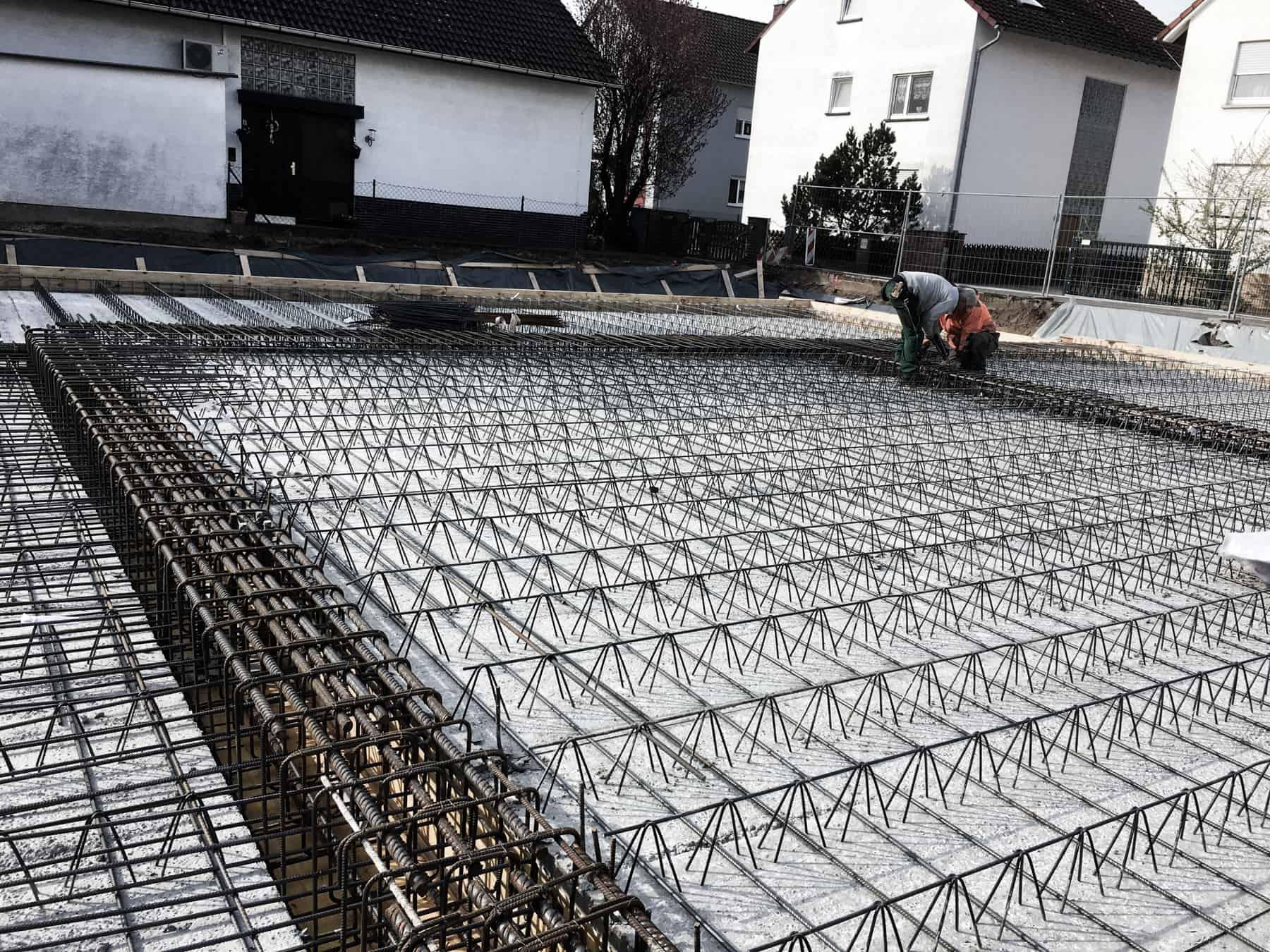 Ingenieurbüro Nebel - Ingenieurbüro Mespelbrunn - Projekt - Mehrfamilienhaus Griesheim