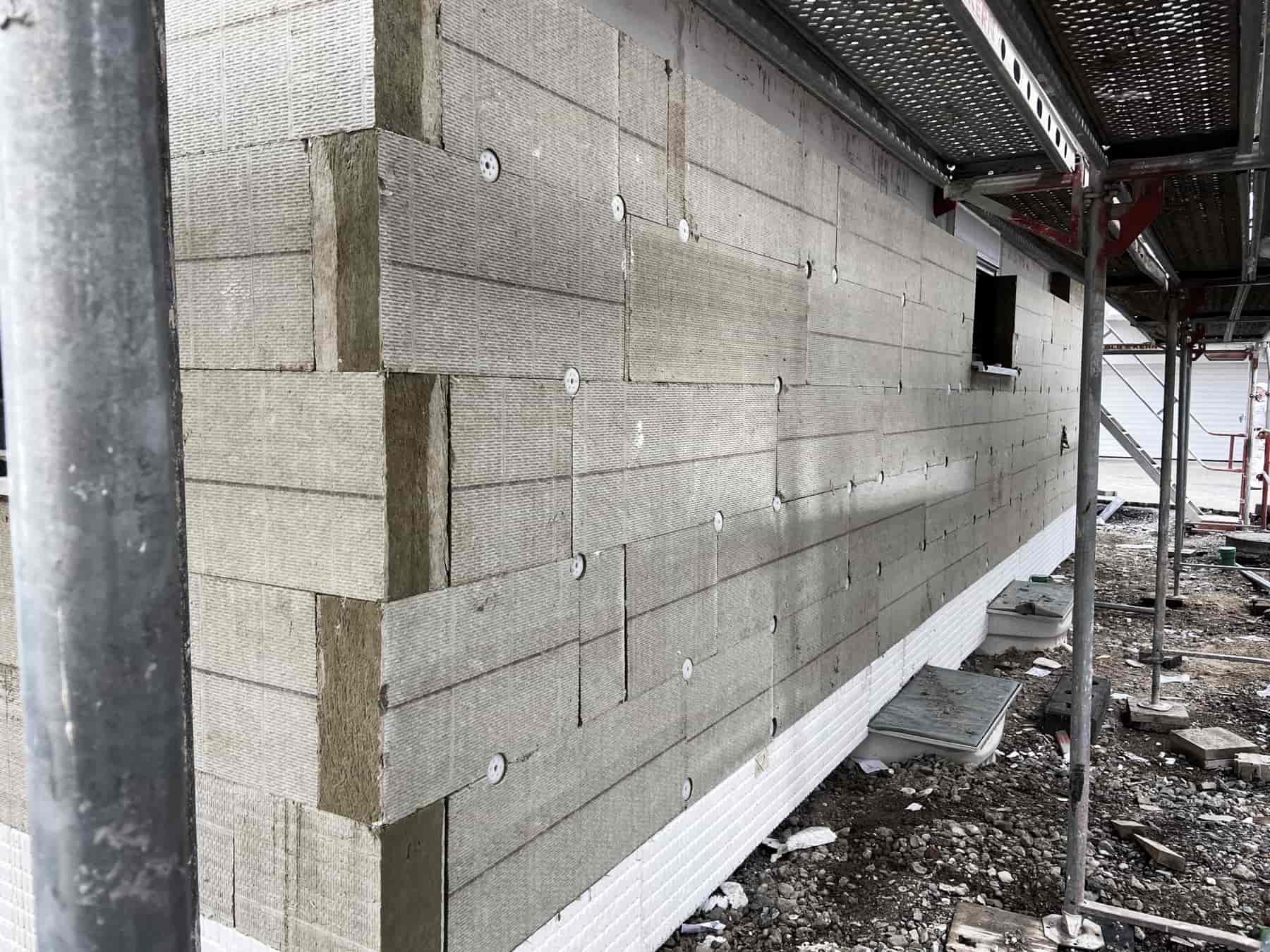 Ingenieurbüro Nebel - Ingenieurbüro Mespelbrunn - Projekt - Mehrfamilienhaus Hofheim