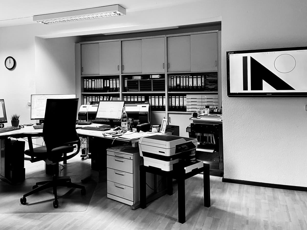 Ingenieurbüro Nebel - Profis im Bauwesen - Unternehmen - Geschichte - Neues Büro