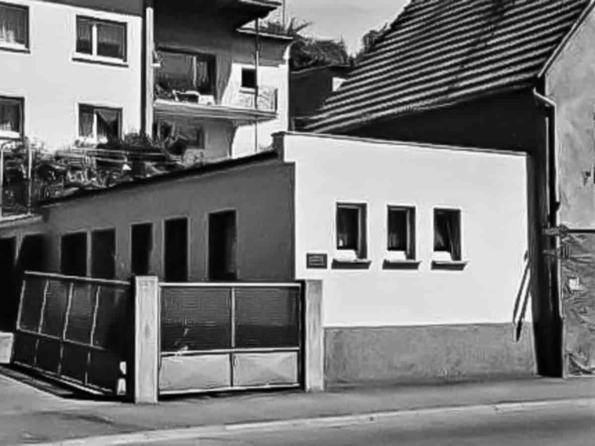 Ingenieurbüro Nebel - Profis im Bauwesen - Unternehmen - Geschichte - Alter Unternehmenssitz