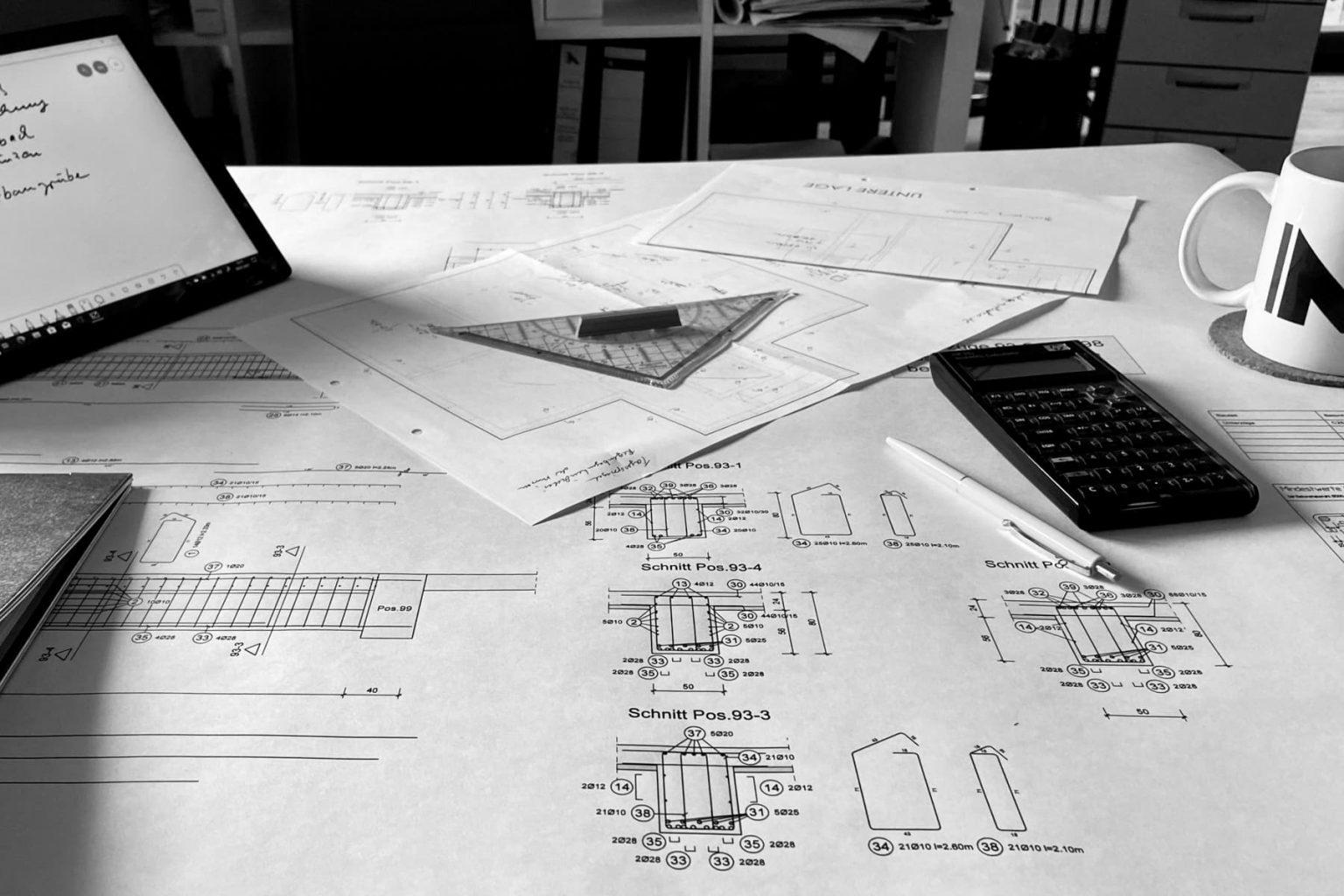 Ingenieurbüro Nebel - Statiker, Architekten - Unternehmen - Kontakt
